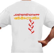 Back ofshirt