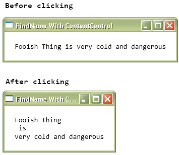 FindName with ContentControl (before andafter)