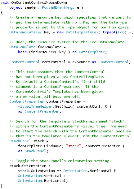 FindName with ContentControl(code-behind)