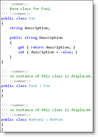 Templates Styles and Polymorphism (classes)
