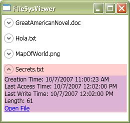 FileSysViewer(changed)