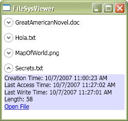 FileSysViewer(normal)