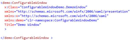 Configurable Window (step1)