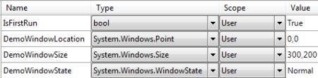Configurable Window (step4)